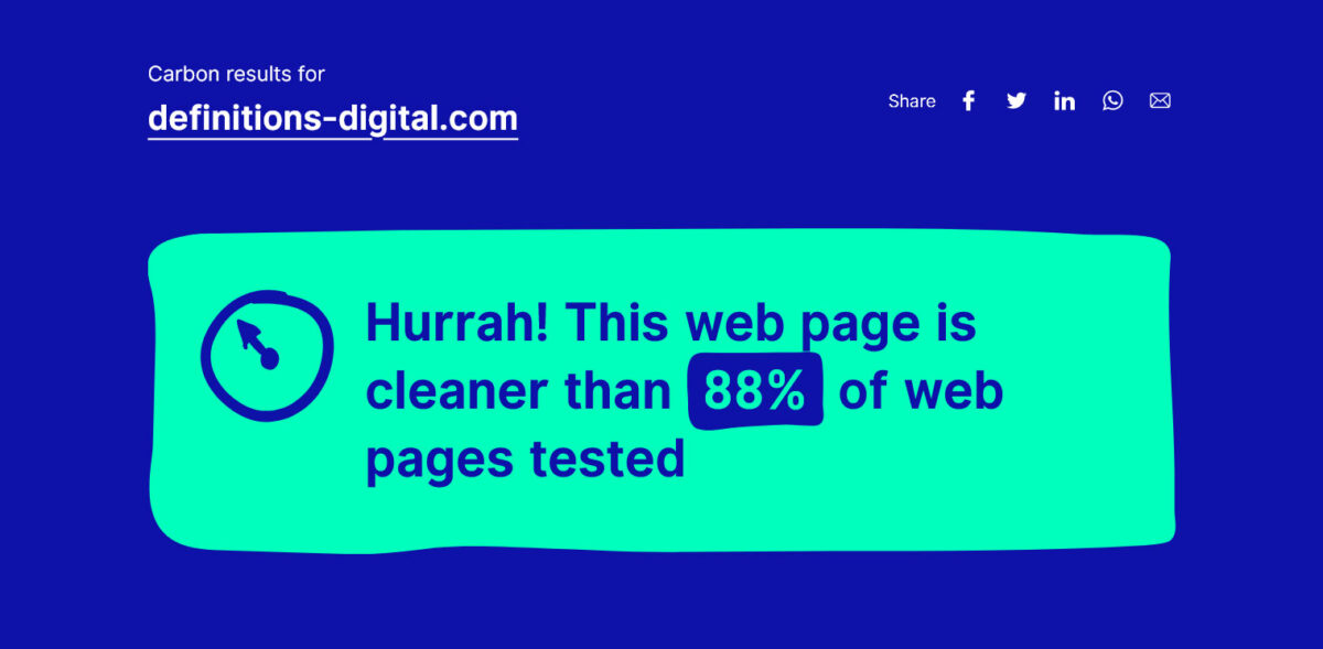 Website Carbon
